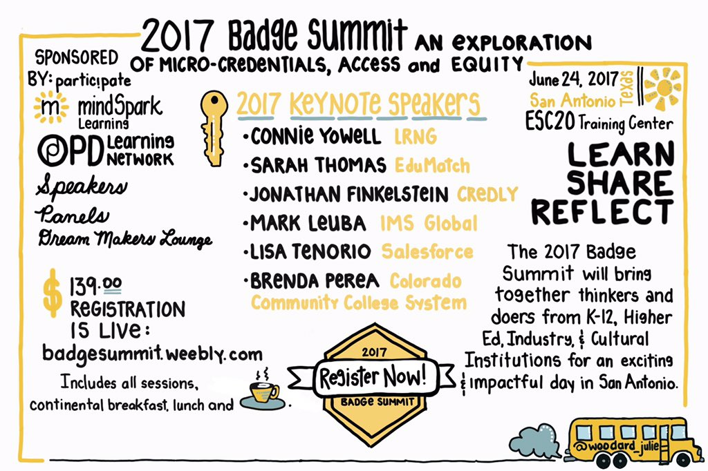 Badge Summit 2017